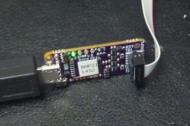 Review: Black Magic Probe: JTAG & SWD ARM-debugger