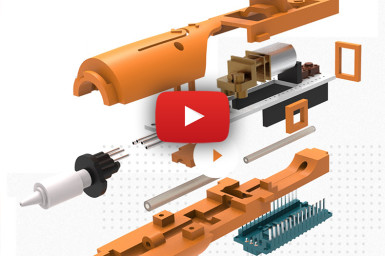 Handmatig 3D-printen met de Simo 3D-Pen-kit