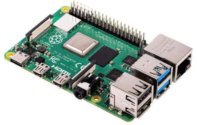 2GB Raspberry Pi 4