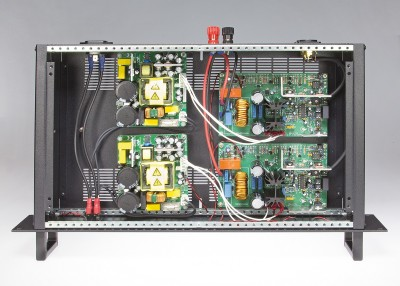 Elektor continues the tradition – Class-D amplifier | Elektor Magazine