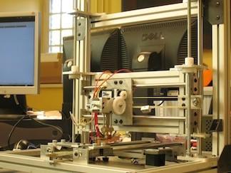 Bioengineers Use 3D Printer To Create Viable Living Tissue