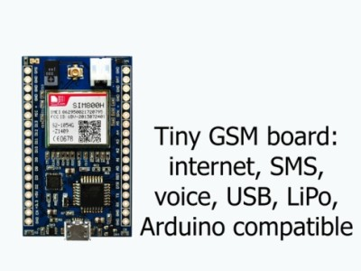 The Arduino compatible MicroLink