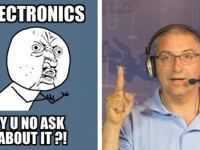 Ask Anything About Electronics in Elektor's Next Q&A Session