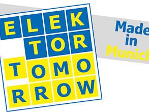 Join Elektor Tomorrow - Made in Munich