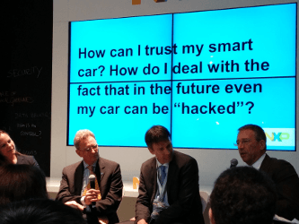 Mobile World Congress: We Need To Sort Out Data For Automated Driving To Take Off