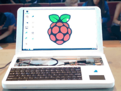 Pi-Top, the 3D Printed Laptop