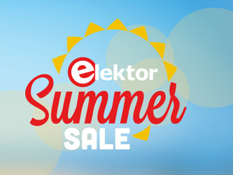 Elektor's Summer Deals are Back!