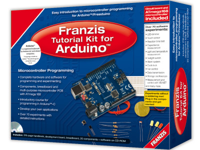 Tutorial Kit for Arduino is Elektor OUTLET scoop of the week