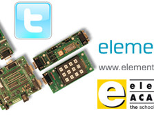 E-blocks go Twitter in next Elektor Academy/element14 webinar