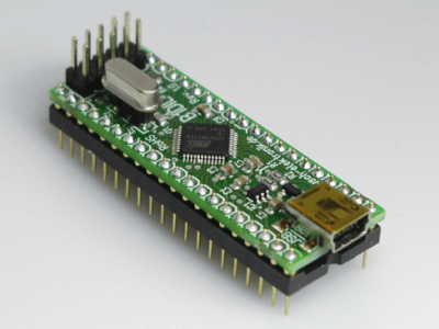 DIL Module for USB-AVR controllers