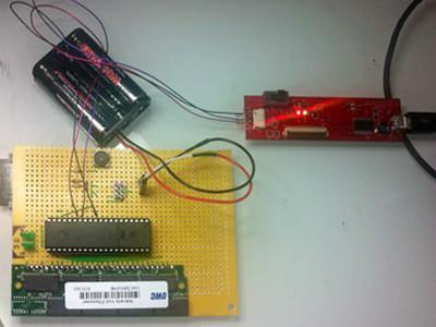Run 32-bit Linux on an 8-bit MCU