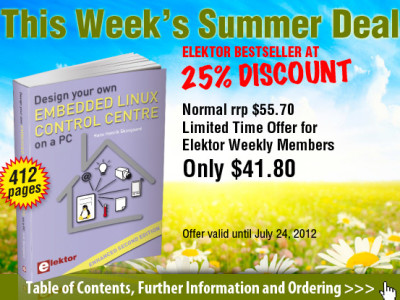 Get More for Less: An Enhanced Version of Embedded Linux at 25% Off
