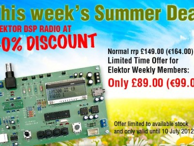 A Hot Summer with Cool Deals!