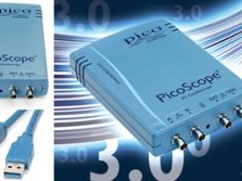 World's First USB 3.0 Oscilloscope