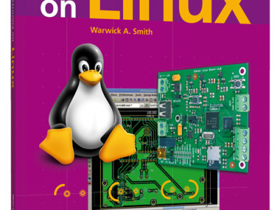 New Book: Elektor's Open Source Electronics on Linux
