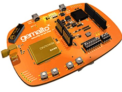 M2M Development Board Eases IoT Development