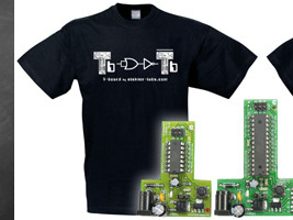 Latest Webinar Tests The Elektor T-Boards With Prizes to be Won!