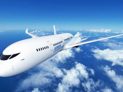 Airbus Unveils Fuel Efficient Aircraft of the Future