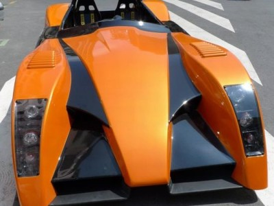 Electric Dynacar Goed Fast (0-100kph / 5.7 seconds)