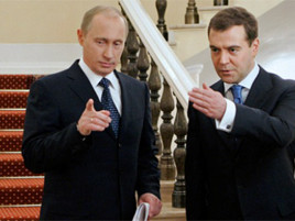 Putin increases control over Russian energy