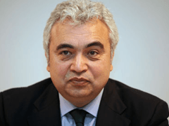 Interview Fatih Birol, Chief Economist of the International EnergyAgency