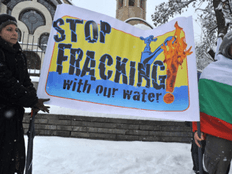 The big fracking chill in Eastern Europe