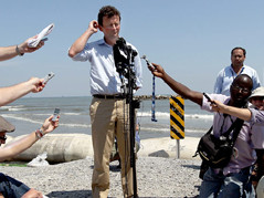 'It's a digital world' - communication lessons from the BP oil spill disaster