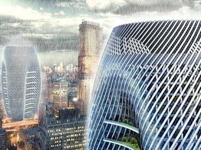 The Funnel Skyscraper