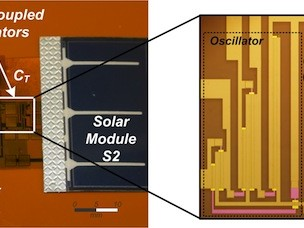 Ubiquitous Sun-powered Wireless Charging Stations