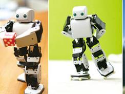 PLEN2: The DIY Skateboarding Robot Returns