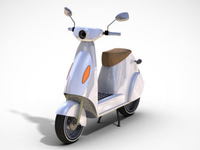 QWIC Tulp: The scooter of the future