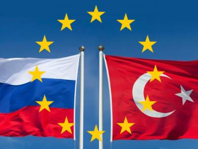 The EU-Russia-Turkey Energy Triangle