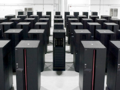 Climate Change Supercomputer