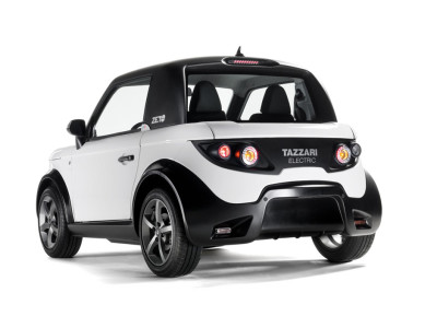 Review: The Tazzari Zero Electric Car