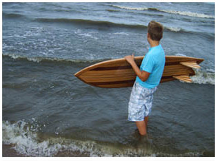 Build Your Own Sustainable Surfboard