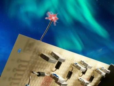 Feeling depressed? Build an air ioniser!