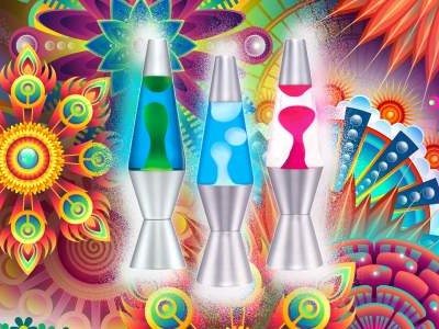 Save the lava lamp