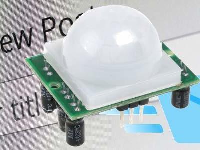 Build a PIR Sensor That Can Send Email