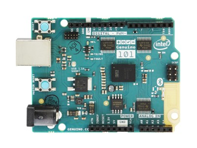 Intel presents new Arduino platform for Internet of Things