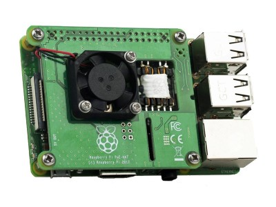 Review: Raspberry Pi Power over Ethernet HAT