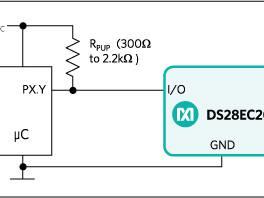 20-Kbit 1-Wire EEPROM