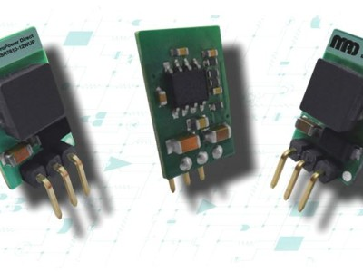 Miniature voltage regulators boast very high efficiency