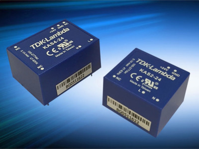 Neat PCB-mount power supplies from TDK-Lambda