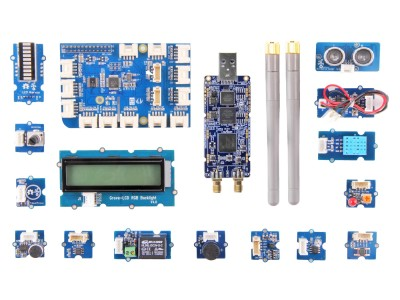 Software Defined Radio with Grove and Raspberry Pi