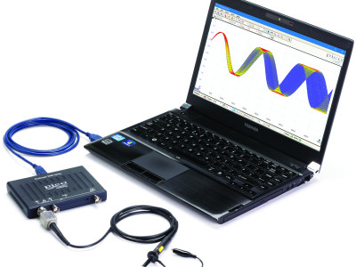 PicoScope 2000: 6 instruments, 15 protocols in one ultra-portable package
