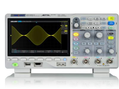 New 100/200 MHz Super Phosphor Oscilloscope