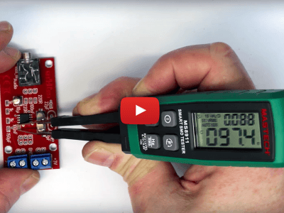 Mastech MS8911: SMD LCR-Tweezers every maker should own
