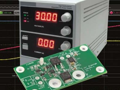 Add a soft start to your benchtop power supply