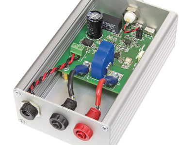 Free Back Article: Current Transformer for Oscilloscopes