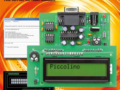 Piccolino: More Than Just a Microcontroller Board